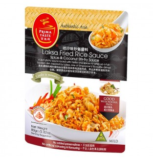 Laksa Fried Rice Sauce (80g)